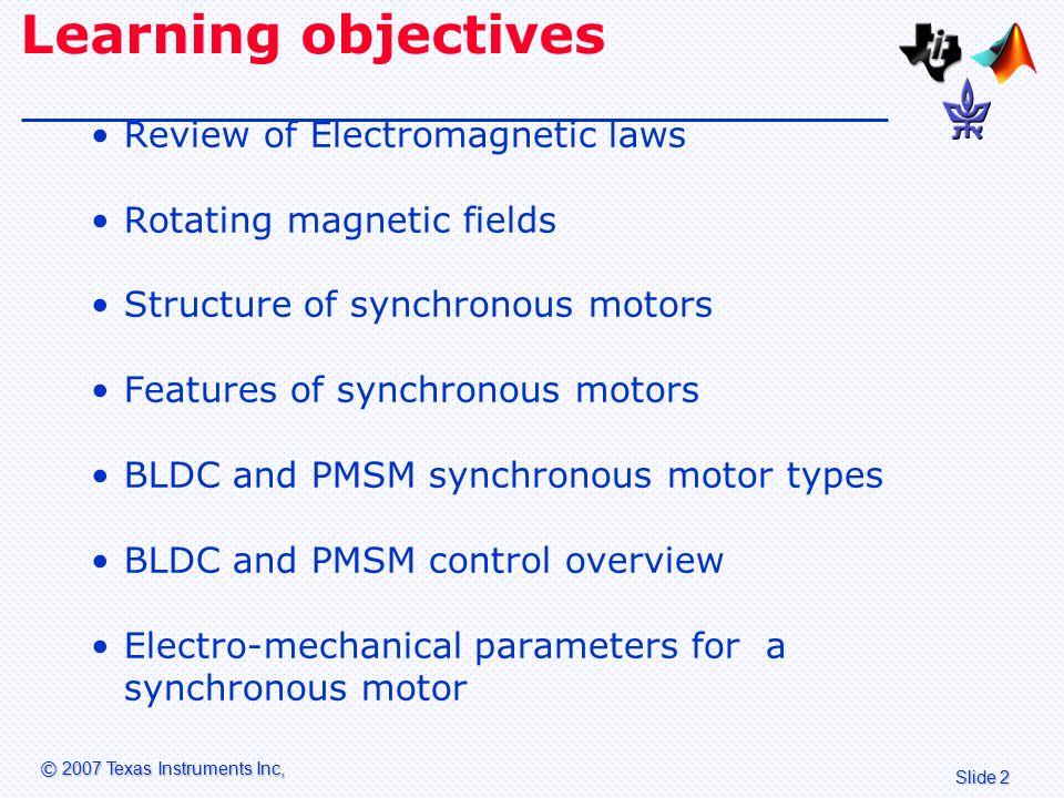 Pmsm Motor Basics Impremedia Net