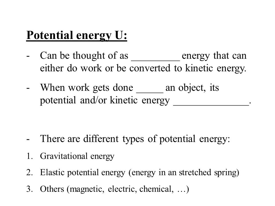 different types of energy and its During this lesson students will work in groups to sort pictures according to  different forms of energy after sorting the pictures, the teacher and students will  come.