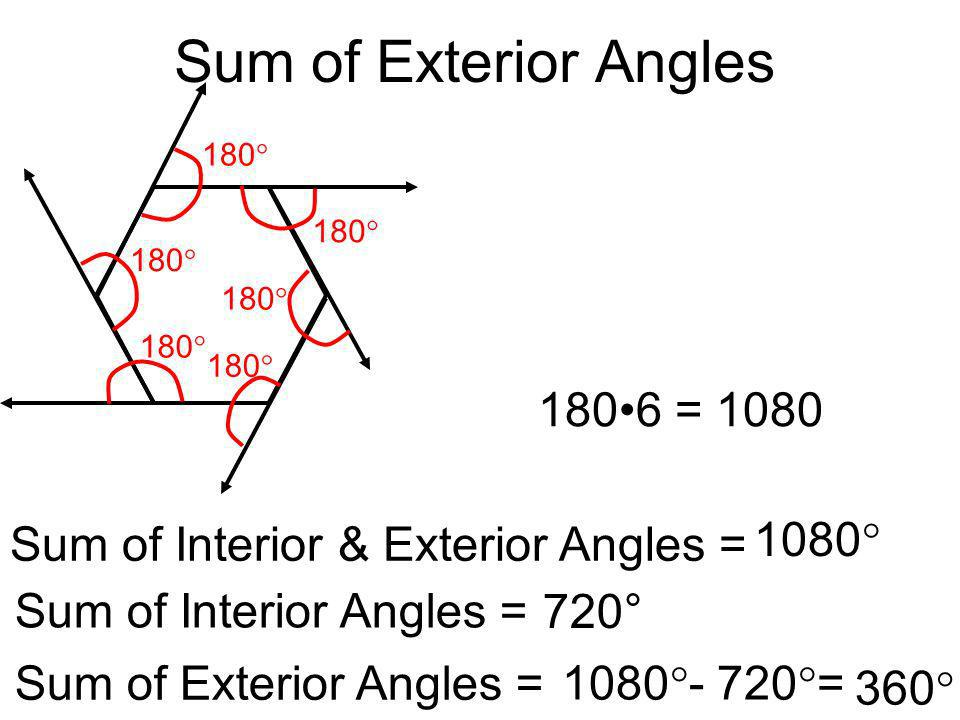 How To Find Interior And Exterior Angles Of Polygons 28