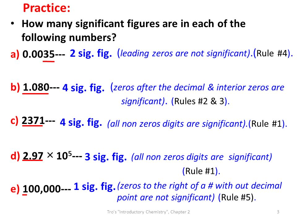 significant figure rules Significant figures here you will be presented questions regarding significant figures when you hit new number, a question will appear to the right of the table.