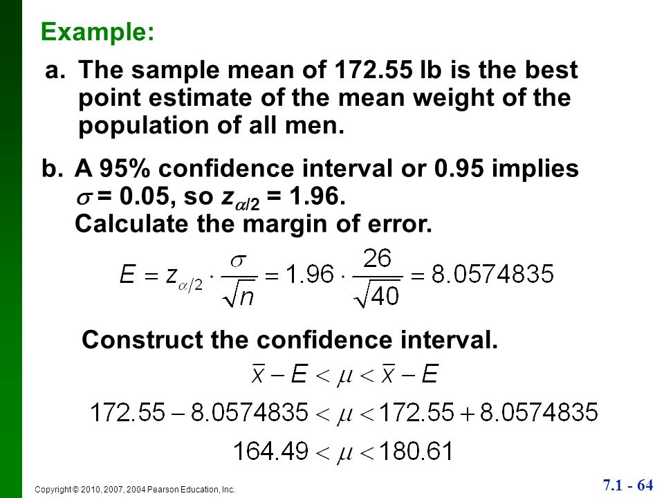 Test d #6 find the sample size required to achieve the given.