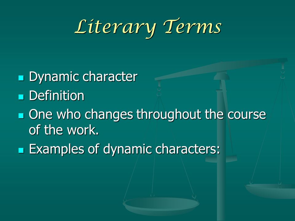 Dynamic Character Design Definition : Inherit the wind act ii and iii ppt video online download