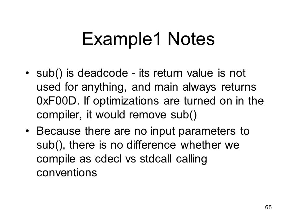 Example1 Notes