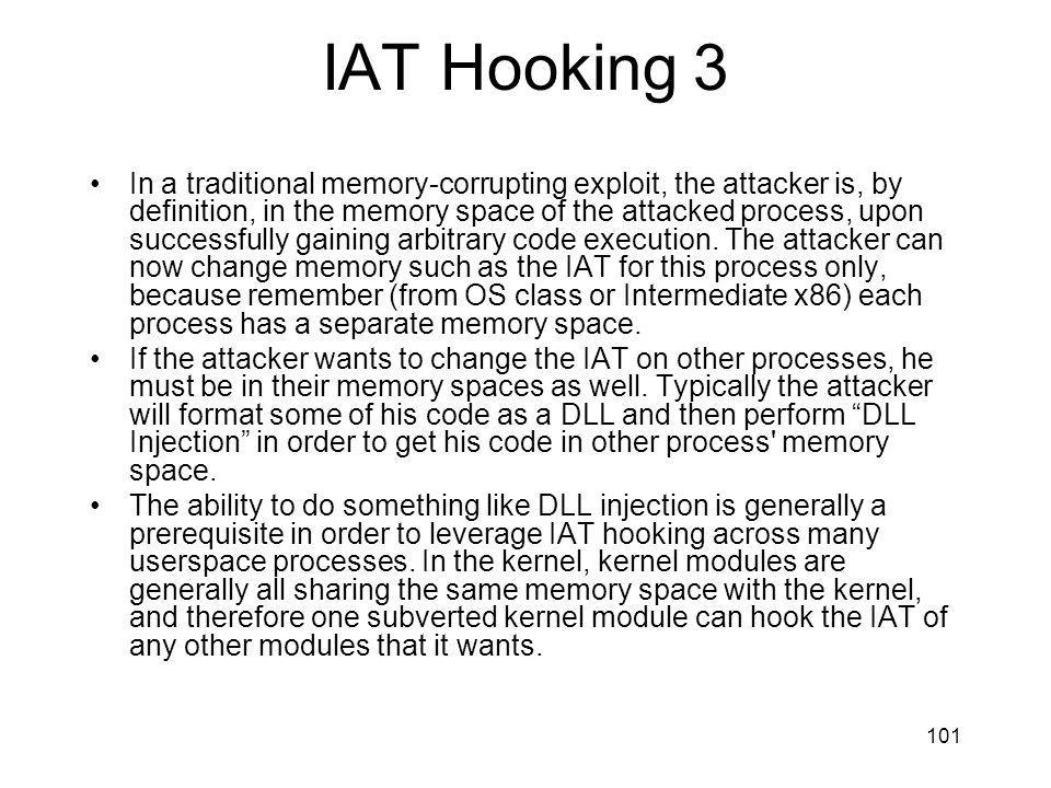 IAT Hooking 3