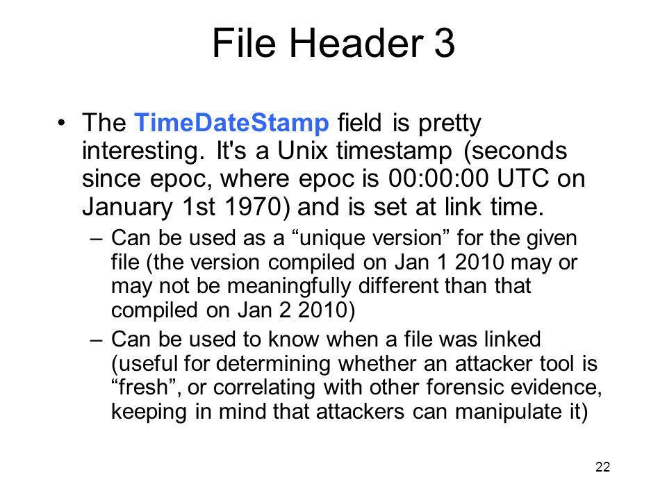 File Header 3