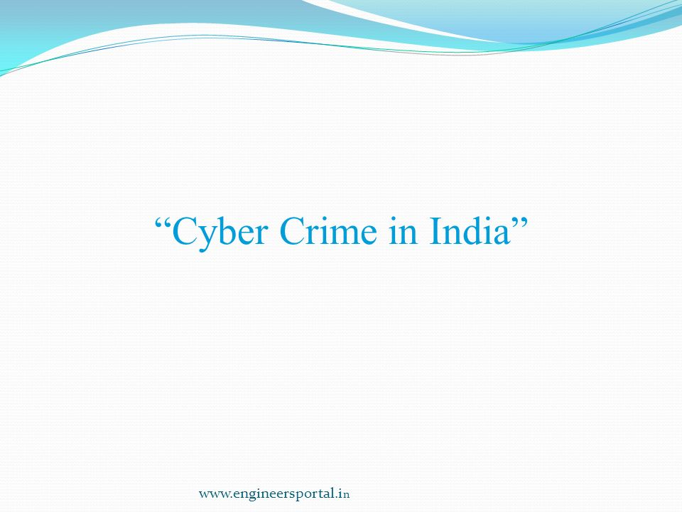 """cyber crime in india"""" - ppt video online download, Presentation templates"""
