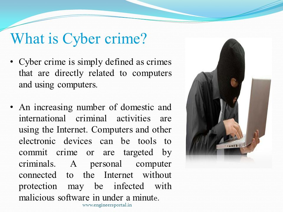Computer and Internet Crime Laws