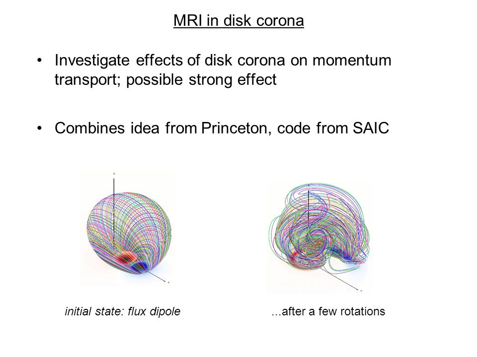 Combines idea from Princeton, code from SAIC