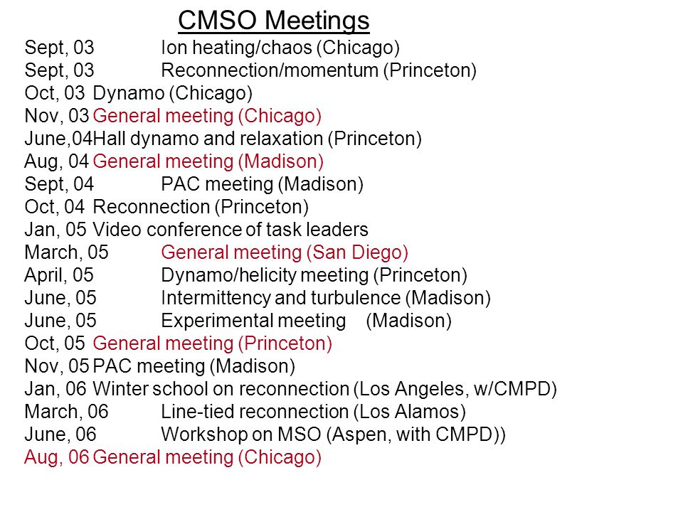 CMSO Meetings Sept, 03 Ion heating/chaos (Chicago)