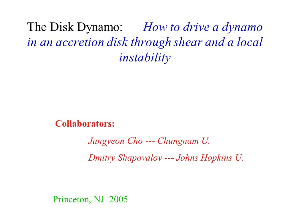 The Disk Dynamo: How to drive a dynamo in an accretion disk through shear and a local instability