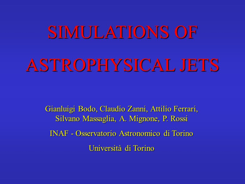 INAF - Osservatorio Astronomico di Torino