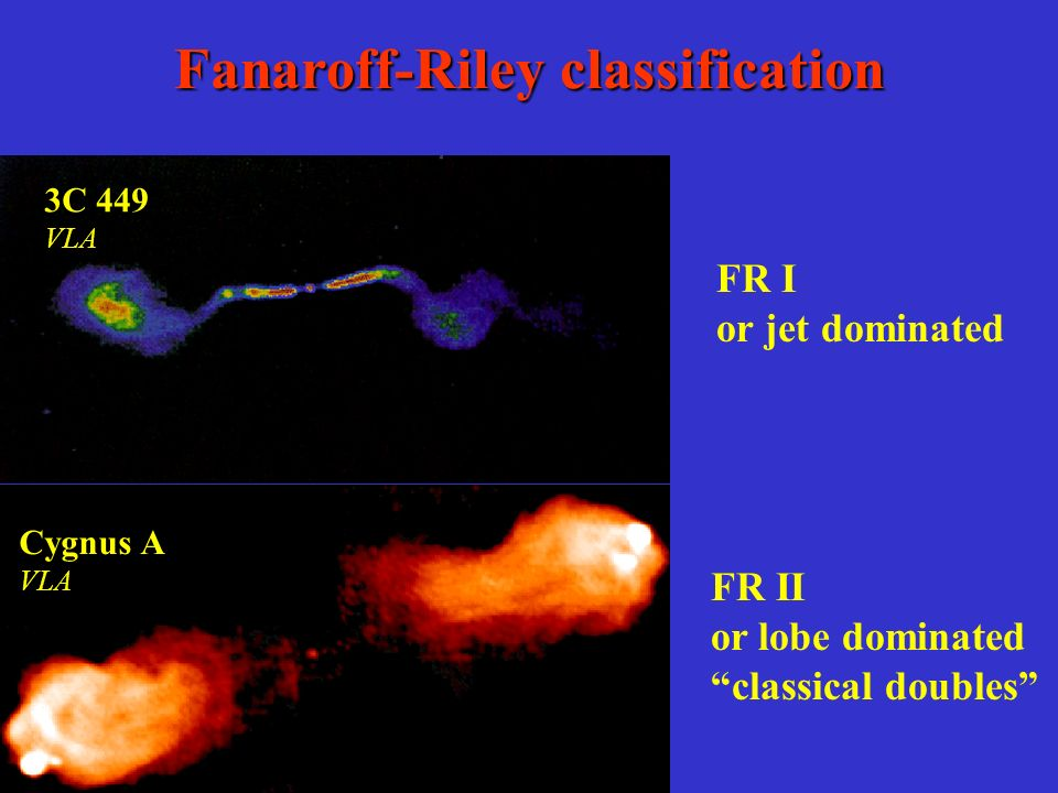 Fanaroff-Riley classification