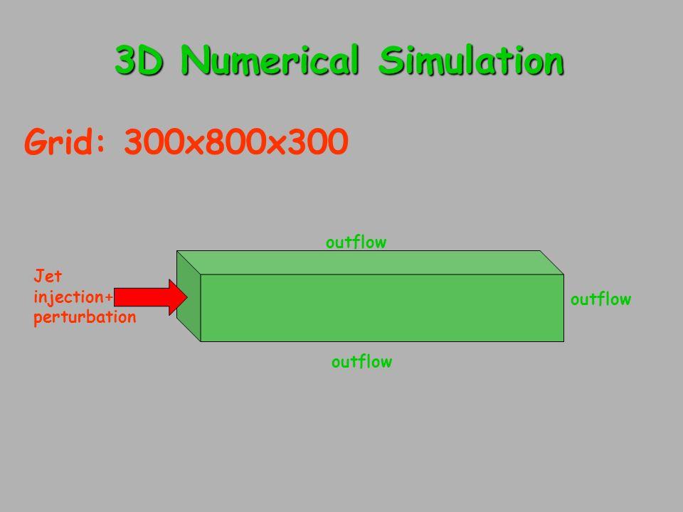 3D Numerical Simulation