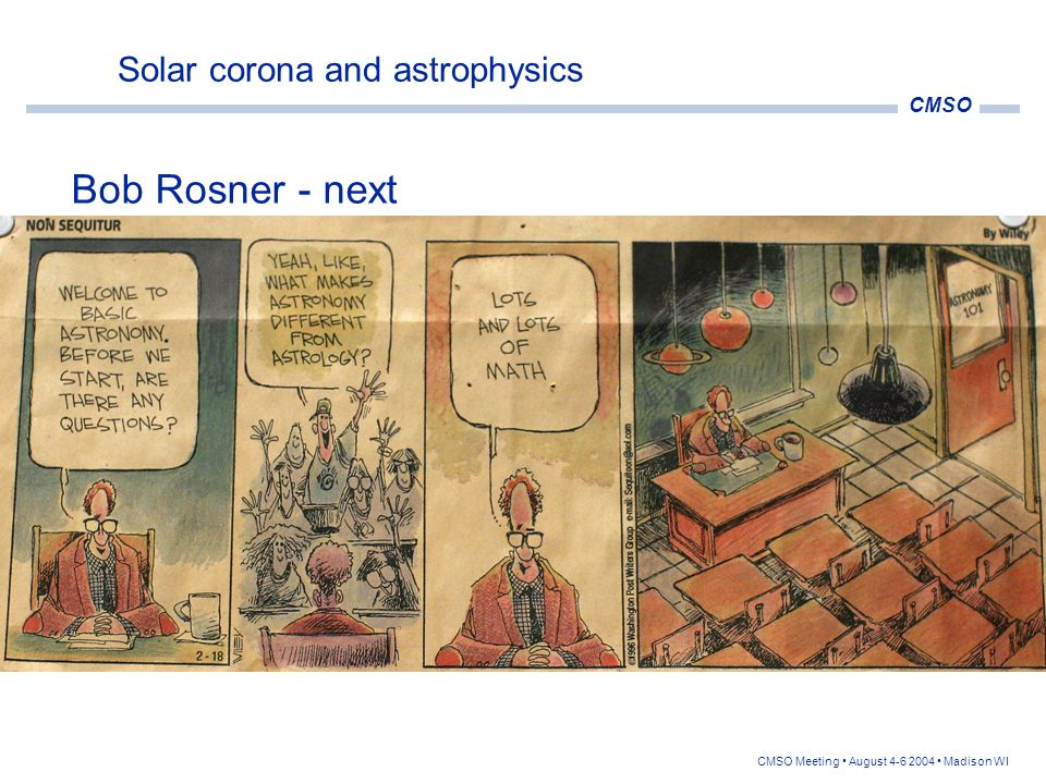 Solar corona and astrophysics