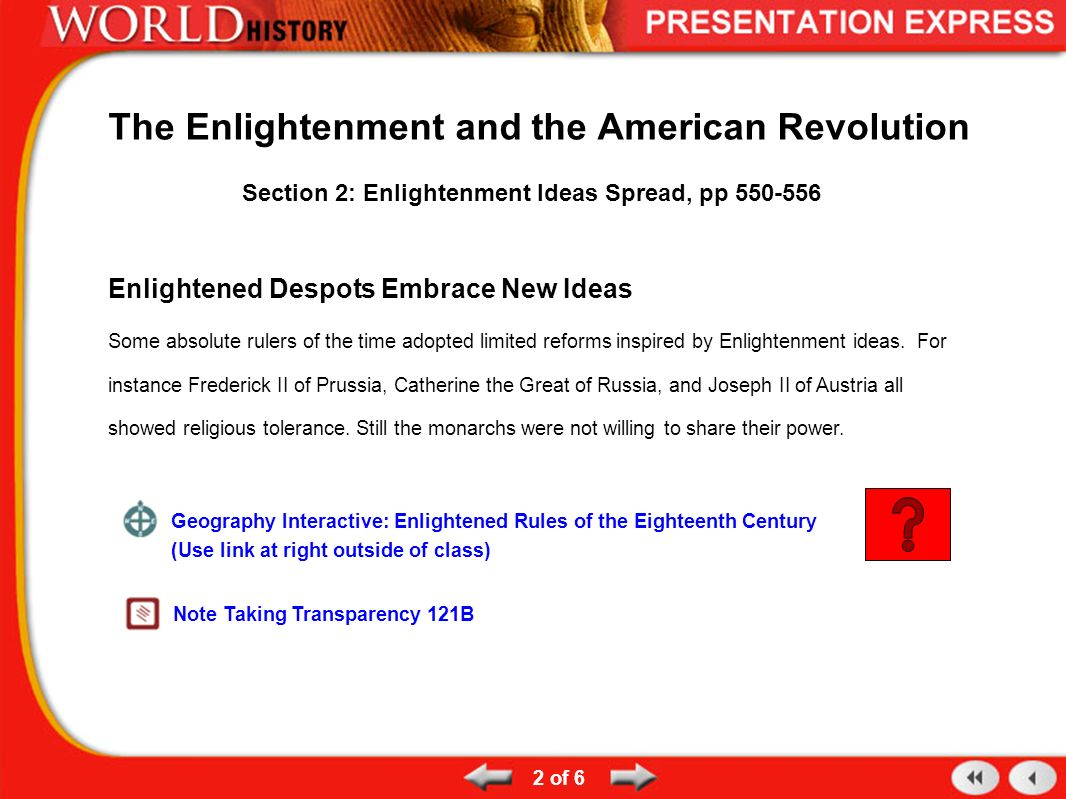 enlightenment ideas inspired the american and Start studying apush period 3 key concepts learn vocabulary enlightenment ideas and philosophy inspired many american various american indian groups.