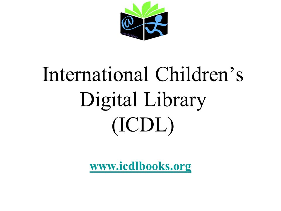 International Children's Digital Library (ICDL)