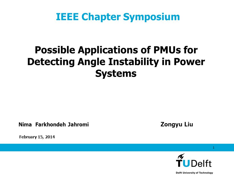 IEEE Chapter Symposium