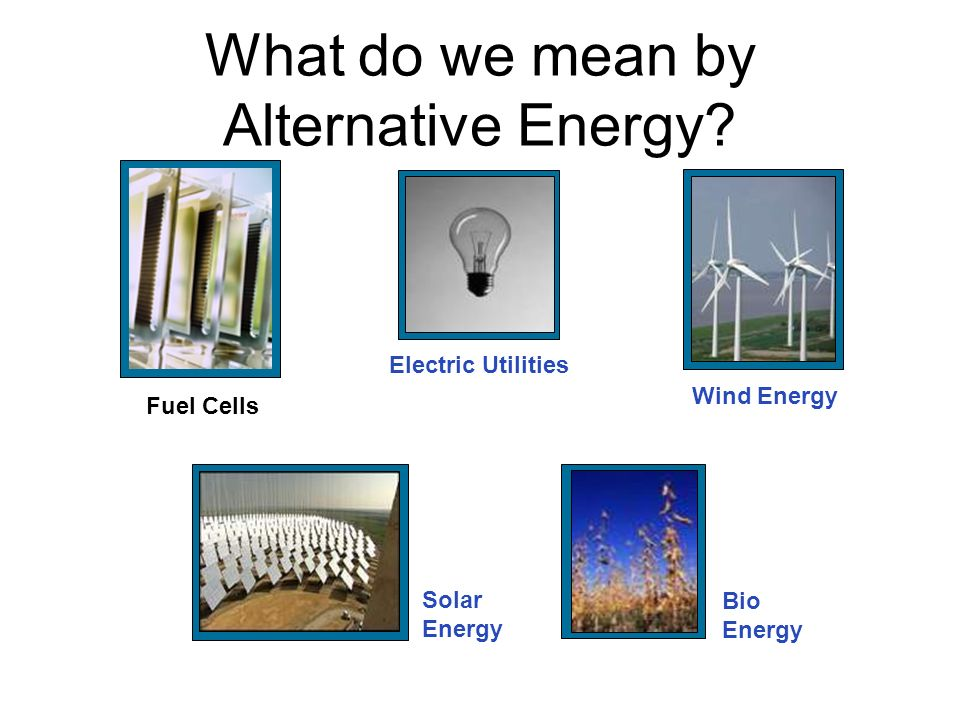 Sustainable Energy Unit Ppt Download