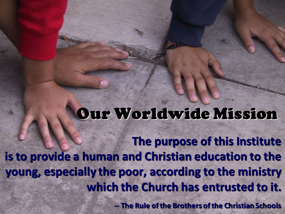 Our Worldwide Mission