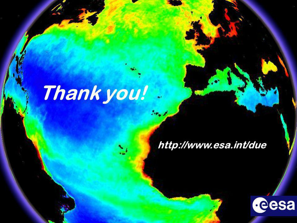 Thank you! http://www.esa.int/due