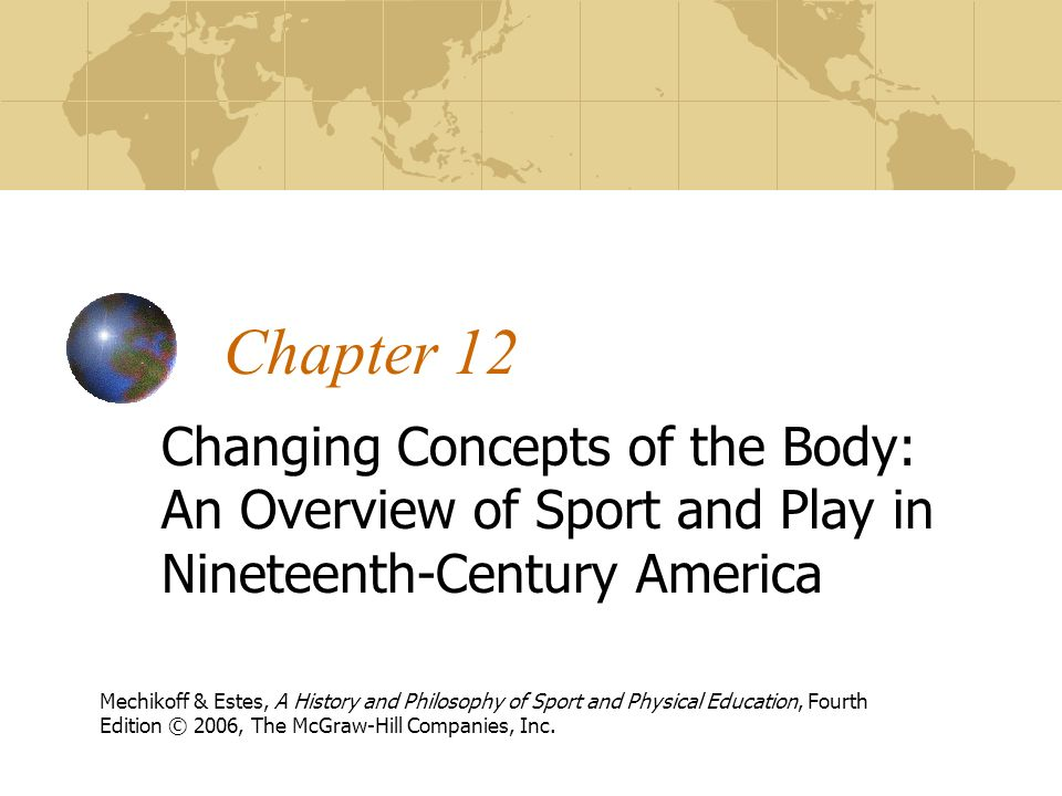 an introduction to the history of physical education in america History of hippotherapy and aha inc articles an introduction to hippotherapy in 1969 the north american riding for the handicapped association in the 1970's physical therapists in the united states began to develop treatment uses for the movement of the horse.