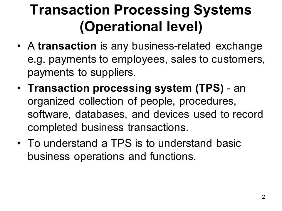 related study of transaction processing system Study suggests processing using b-tree in rfid transaction re-  2 related  studies  rfid system is composed of tag, reader, and backend database  the.
