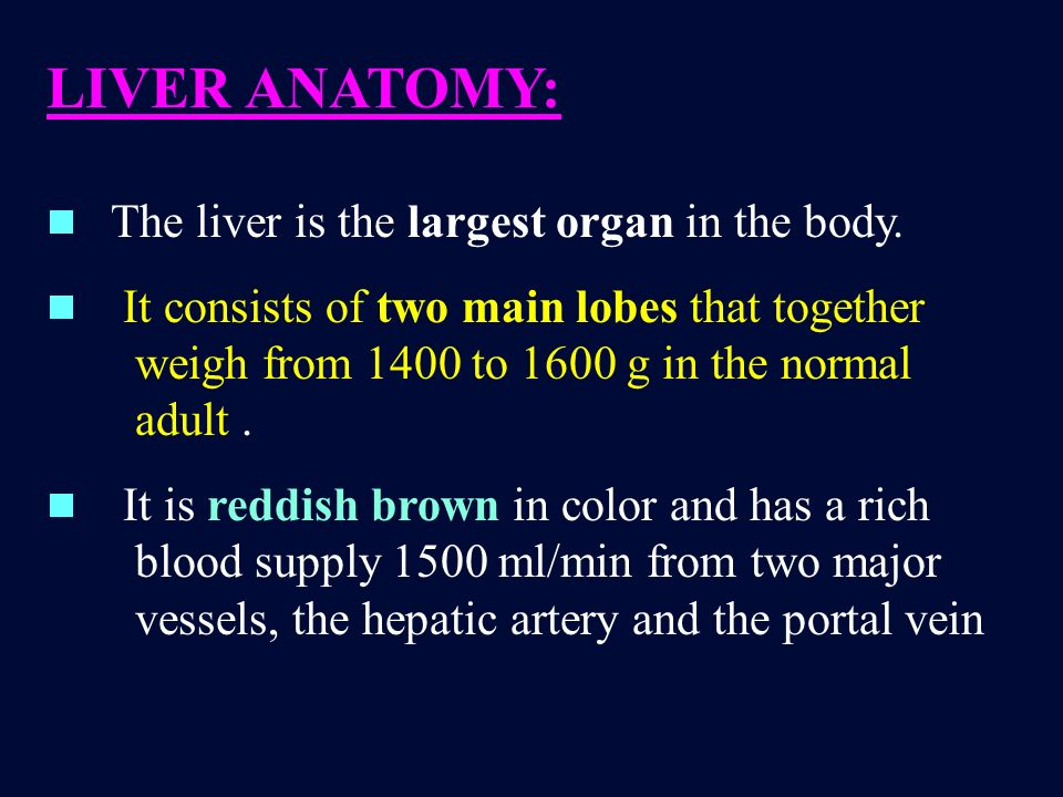 About Liver Cancer
