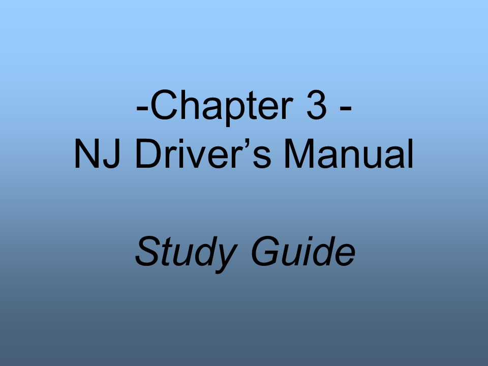 Resources approach driving school.