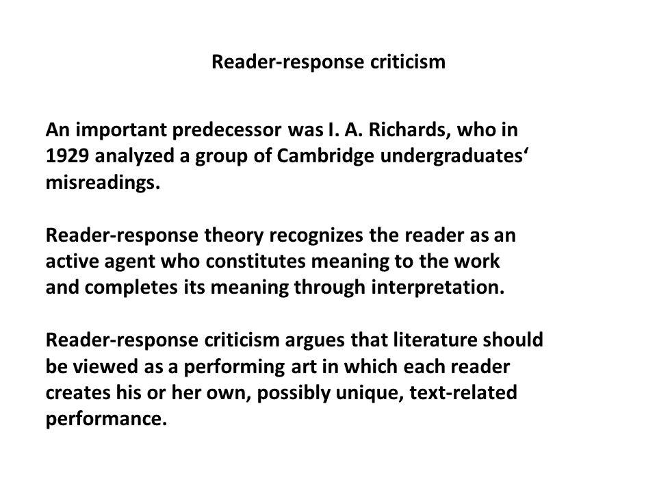new criticism literary theory pdf