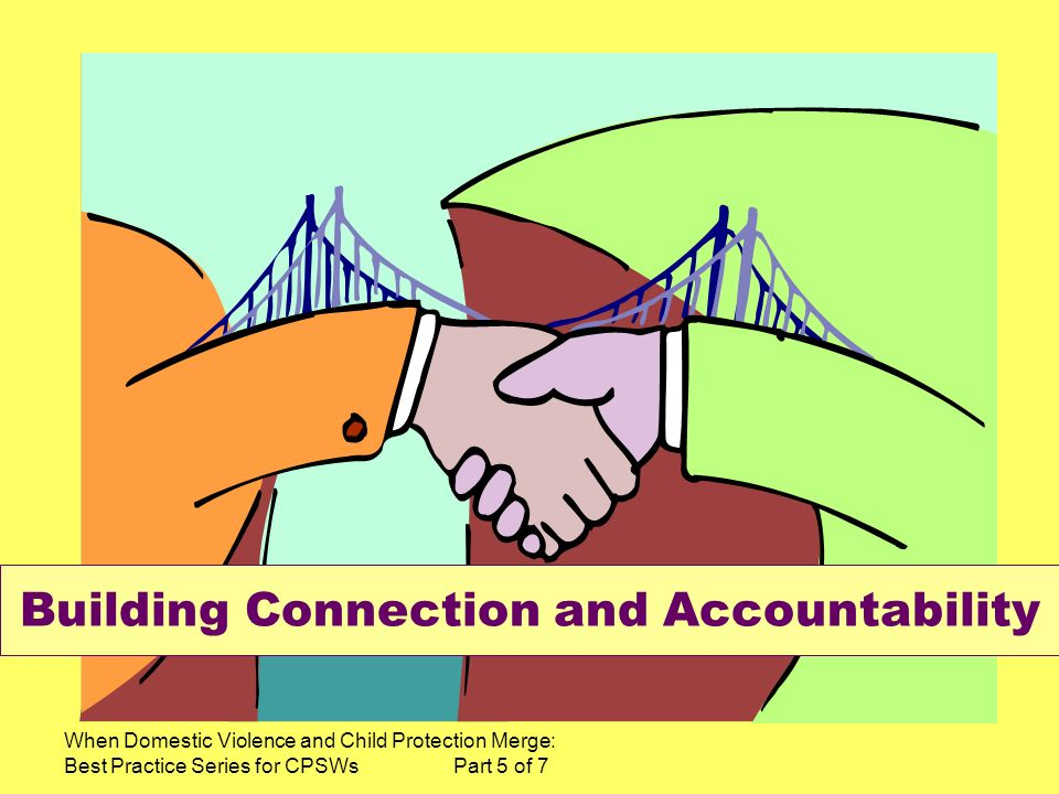 Building Connection and Accountability