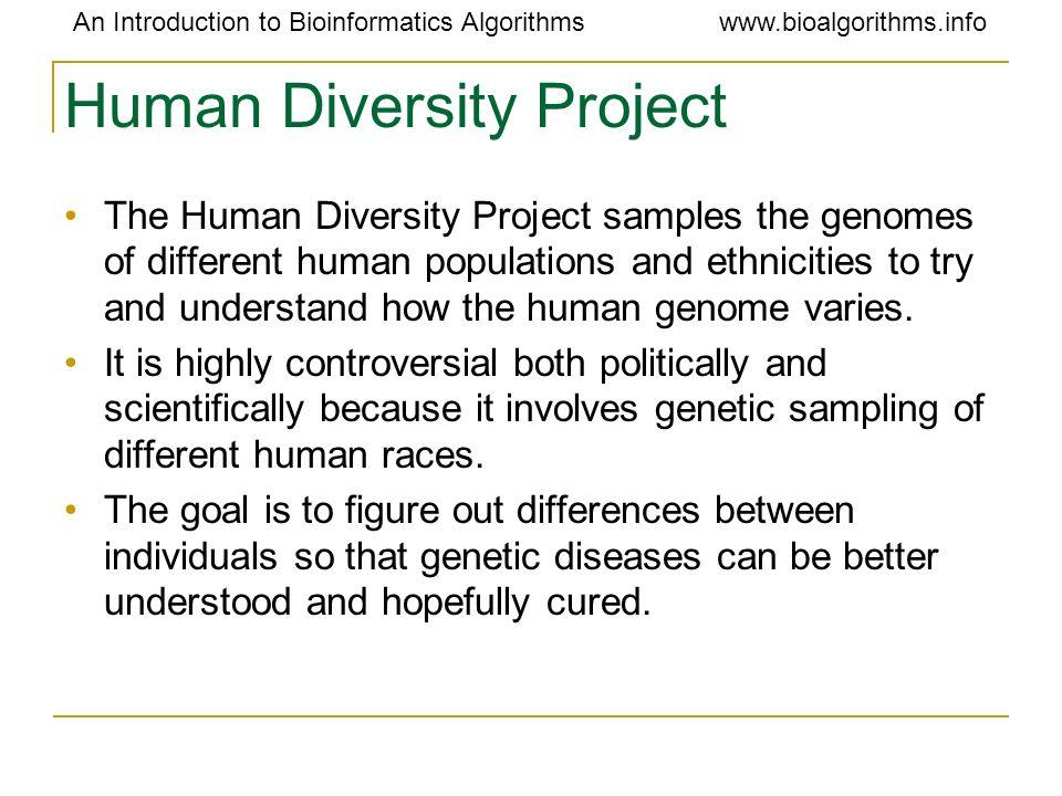 Human Diversity Project