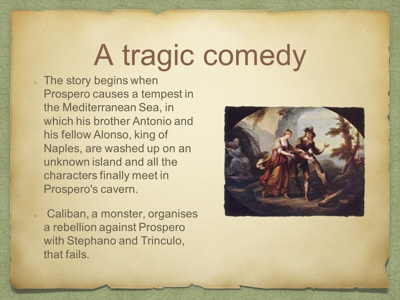 how to write a tragic comedy