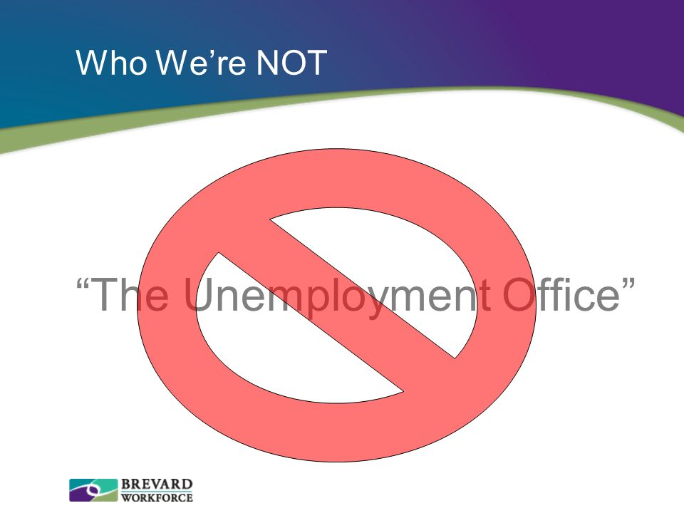 The Unemployment Office