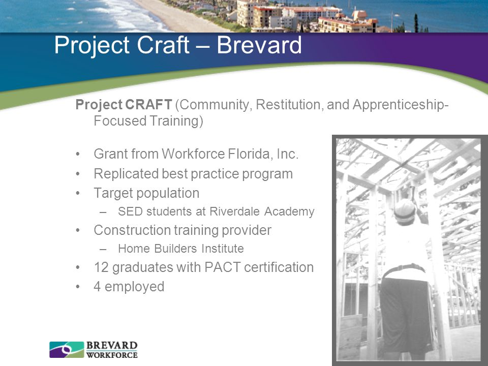 Project Craft – Brevard