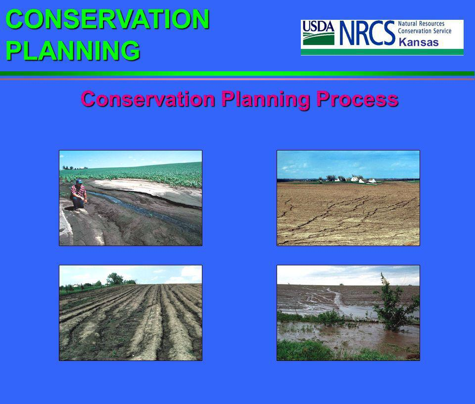 Conservation Planning Process