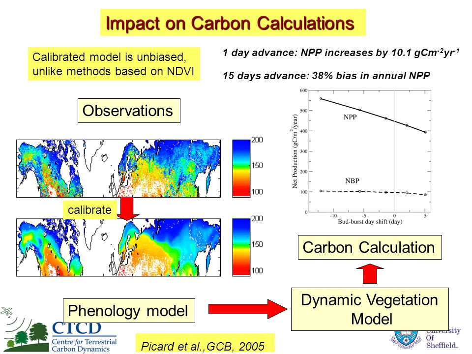 Impact on Carbon Calculations