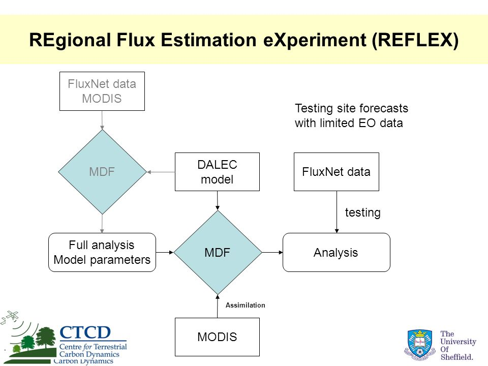 REgional Flux Estimation eXperiment (REFLEX)