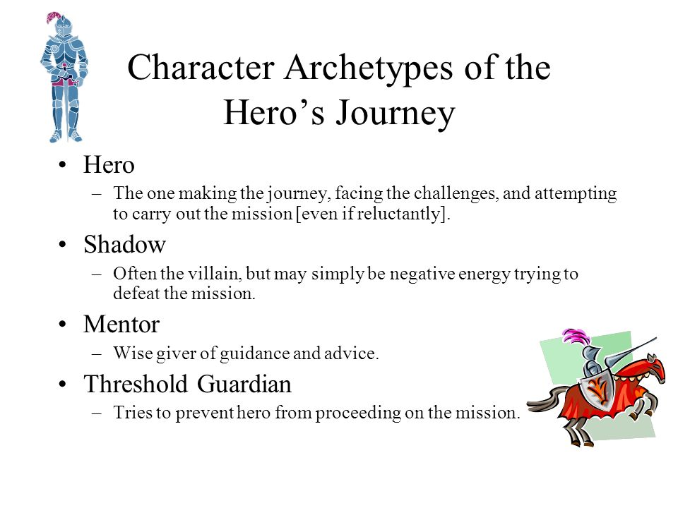the archetypal hero journey j What does not change is the will to change – charles olson joseph campbell's book the hero with a thousand faces describes the archetypal hero's journey in it, campbell distills the wisdom of a collection of myths, folktales, and dreams [.