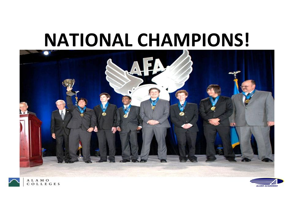 NATIONAL CHAMPIONS! 51
