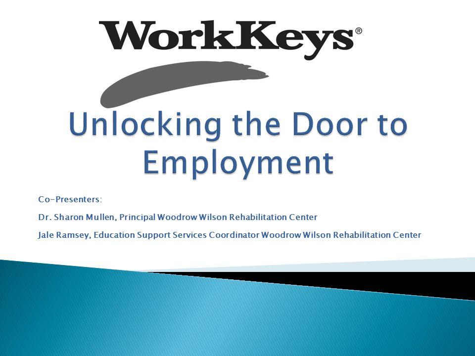 Unlocking the Door to Employment
