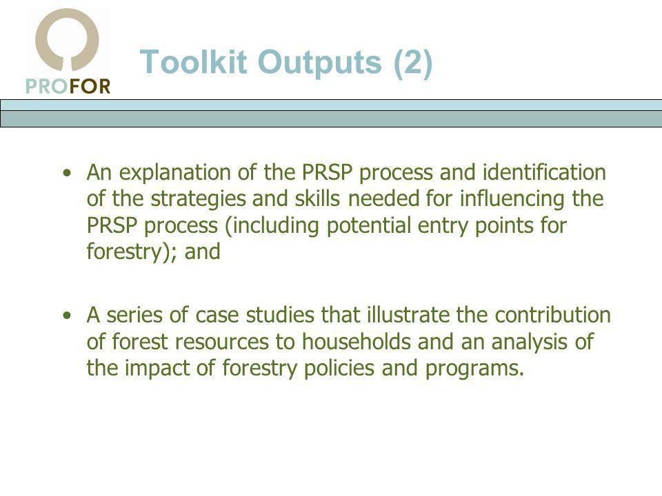 Toolkit Outputs (2)