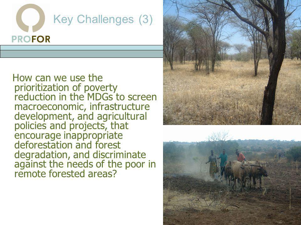 Key Challenges (3)