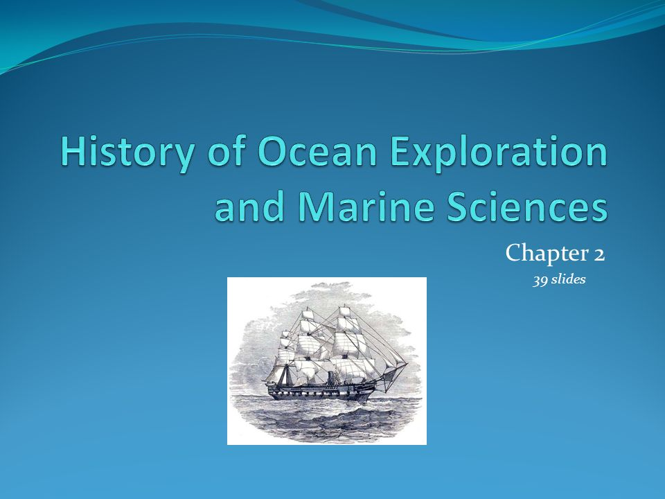 the importance of ocean exploration essay Deep sea exploration essay the ocean makes up nearly 75 percent of the world's surface area the importance of ocean exploration.