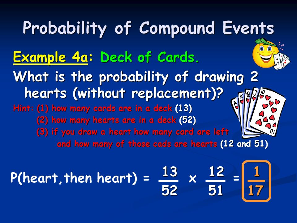 how to solve probability without replacement