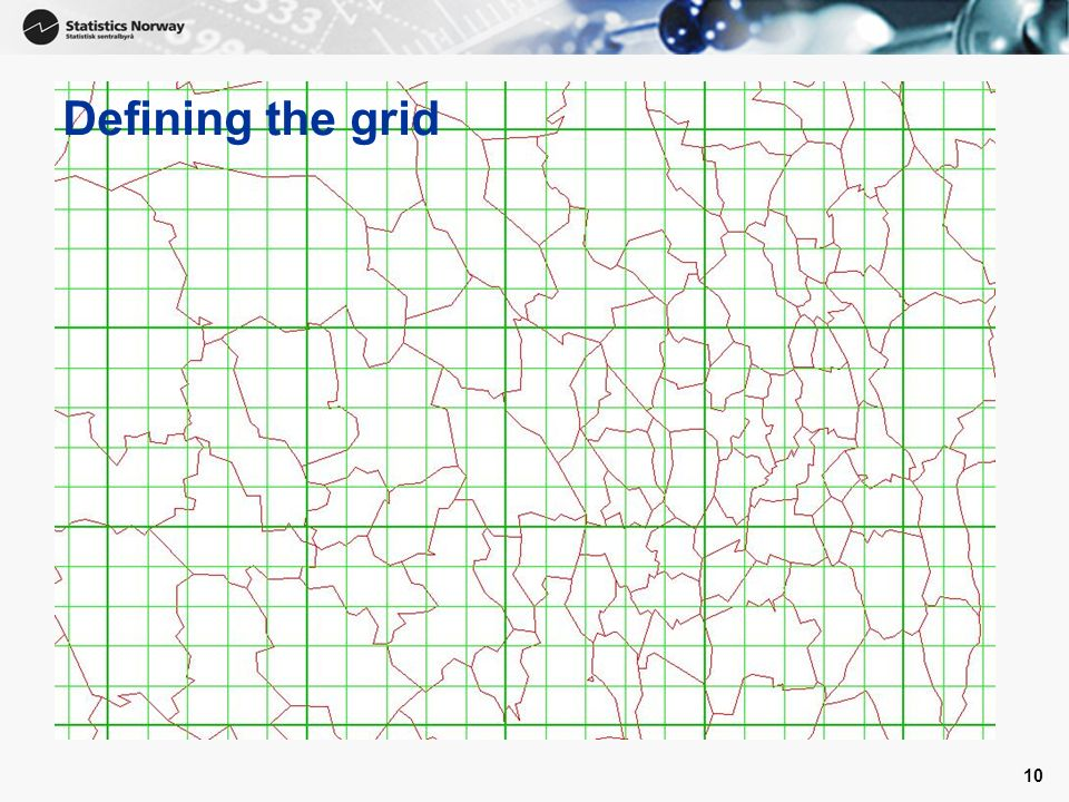 Defining the grid
