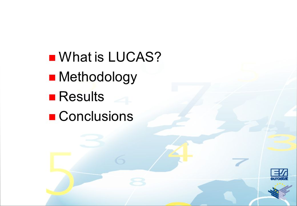 What is LUCAS Coverage 2006 169943 points surveyed