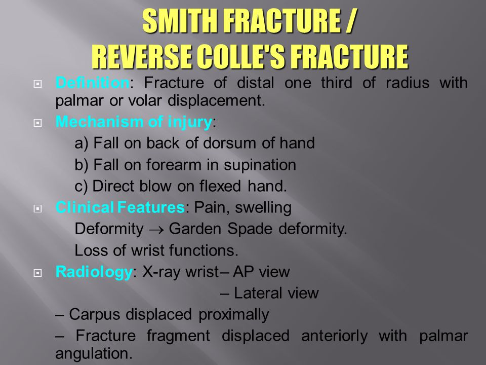 Injuries of the hand. - ppt download