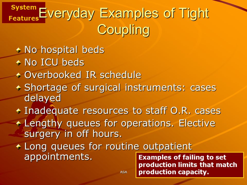 Everyday Examples of Tight Coupling