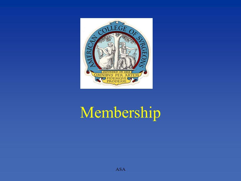 Membership ASA