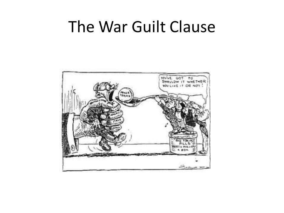world war 1 german guilt essay Germany has yet to rid itself of its guilt over the nazis, says collection of essays, guilt about the past in one of three the second world war.